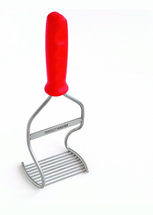 Best Masher Red Handle